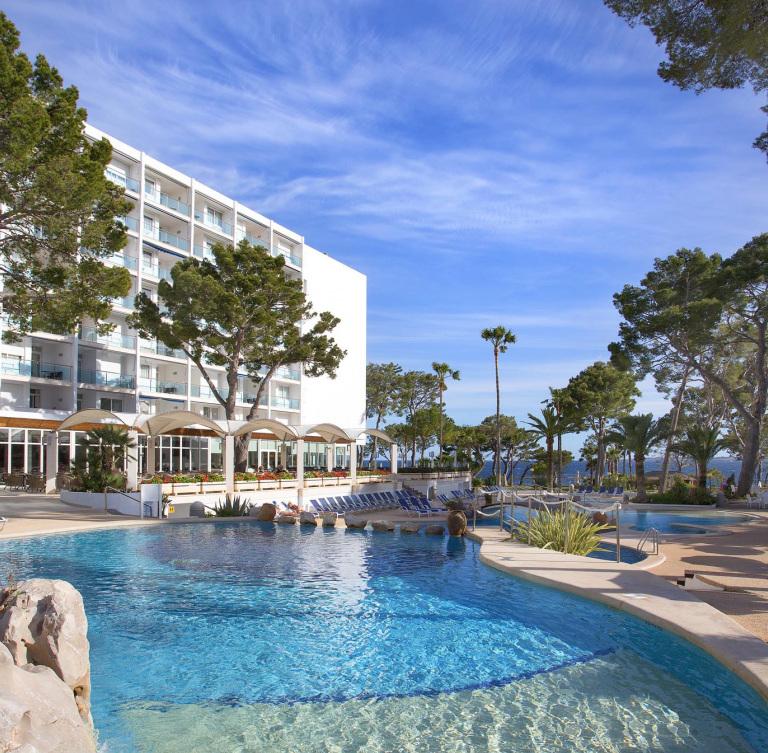 Eurotel Punta Rotja Spa En Punta De Los Pinos Mallorca Hipotels
