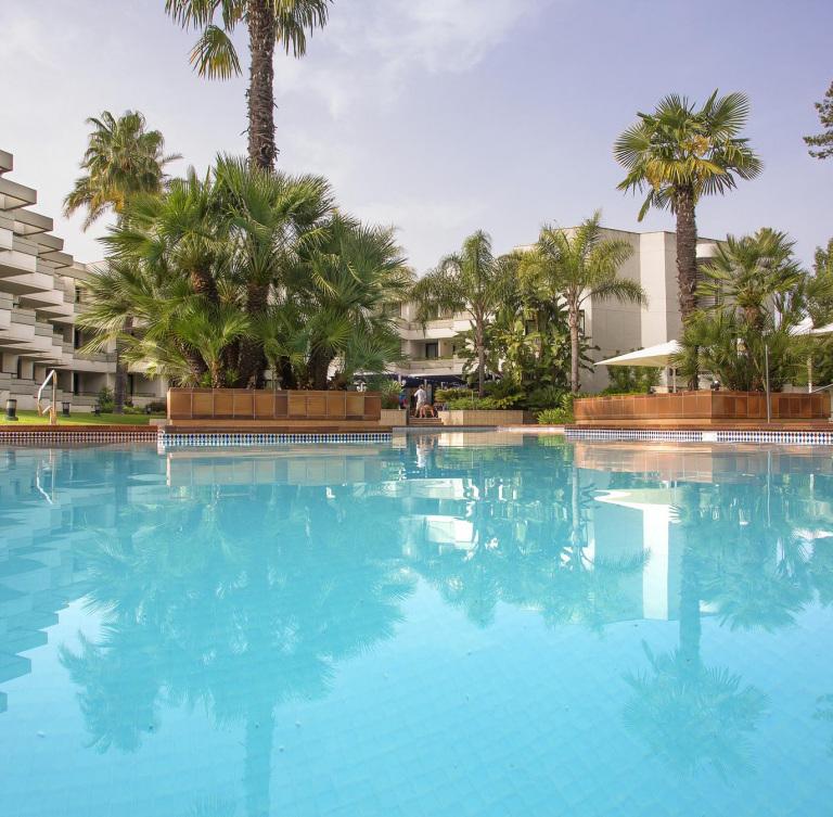 Hotel Sherry Park In Jerez De La Frontera Cádiz Hipotels