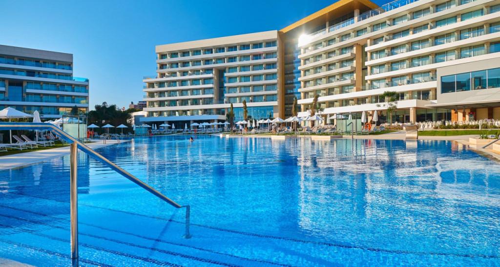 Playa De Palma Palace Hotel Spa In Palma Majorca Hipotels