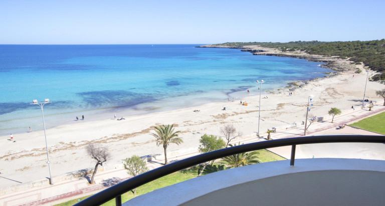 Hotel Hipocampo Playa In Cala Millor Mallorca Hipotels