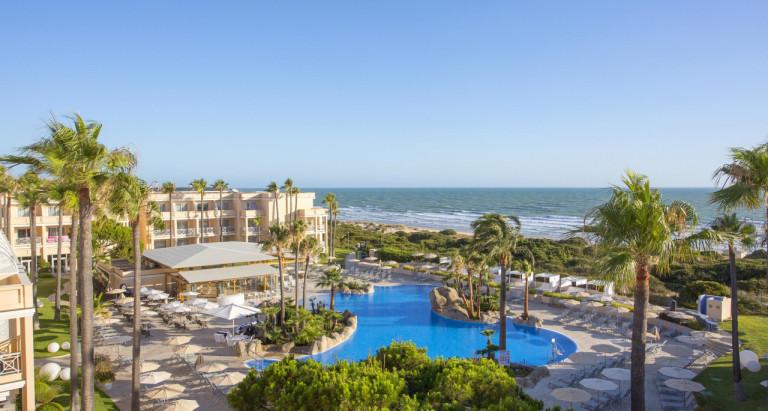 Hotel Playa La Barrosa In Chiclana De La Frontera Cadiz Hipotels
